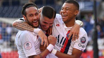 Ligue 1: Nîmes Olympique Vs Psg, Sans Ángel Di María,