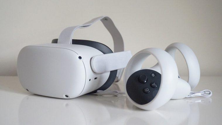 L'intégration D'oculust Quest 2 à Facebook Provoque Le Crash De