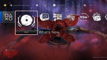 L'interface Utilisateur Ps5 Est Susceptible De Garder Une Chose Populaire