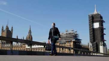 Londres Devrait Suivre La France Et L'allemagne Avec Le Verrouillage