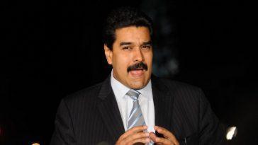 Maduro Cite Le Pape Pour Défendre Le Mariage Gay