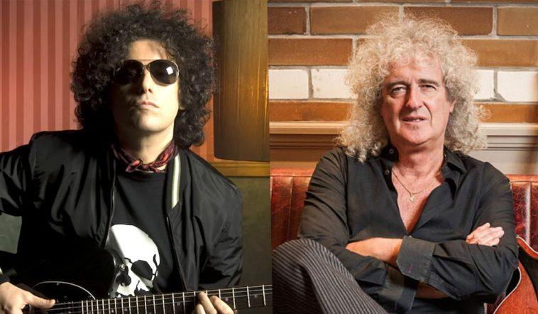 Malgré La Controverse, Andrés Calamaro Et Brian May De Queen