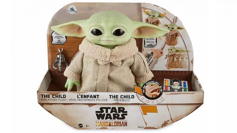 Mando Mondays: La Nouvelle Poupée Télécommandée Baby Yoda Dévoilée