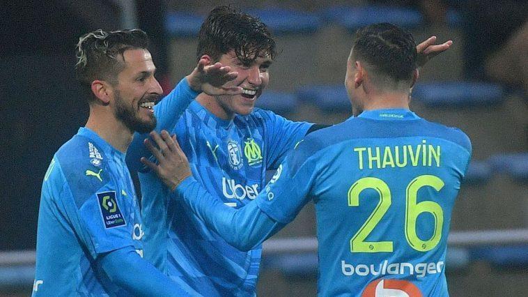 Marseille A Ajouté Trois Points Après Avoir Battu Lorient