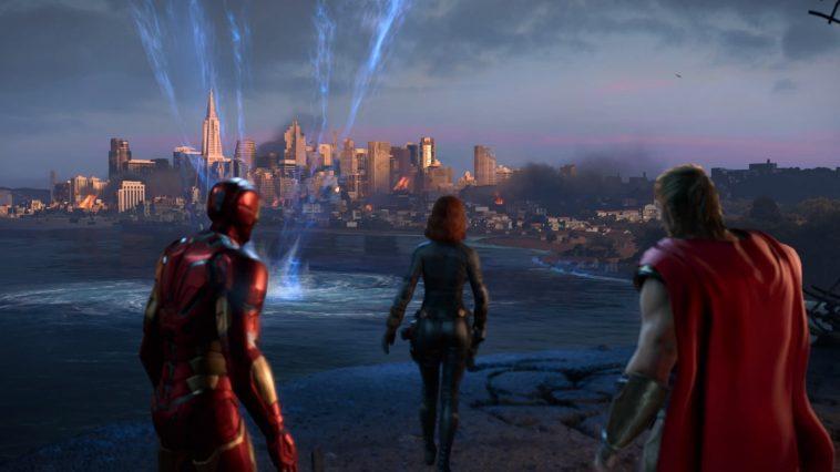 Marvel's Avengers Pour Ps5 Et Xbox Series Reporté à 2021