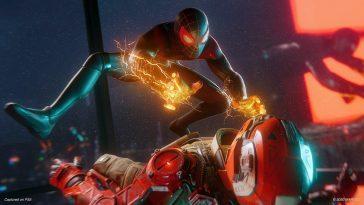 Marvel's Spider Man: Miles Morales Filtre Sa Chanson Thème Dans Le
