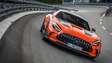 Mercedes Amg Gt Black Series. Le Plus Rapide Du Nürburgring?