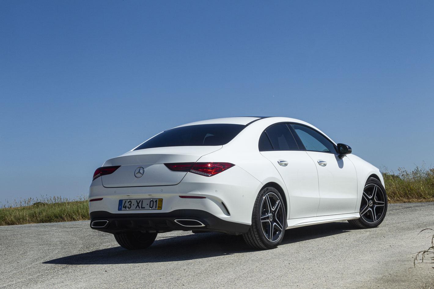 Mercedes-Benz CLA 180d
