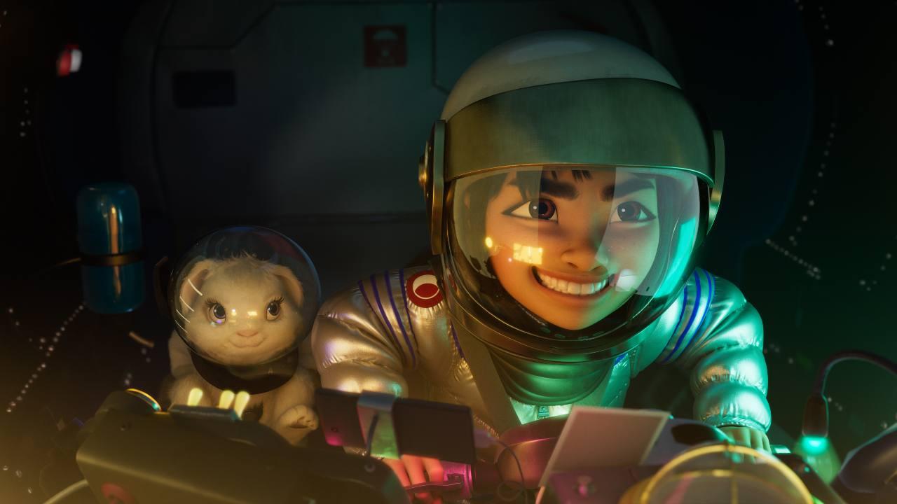 Microsoft lance la science des données Explore Space, des modules d'intelligence artificielle inspirés de Netflixs Over the Moon