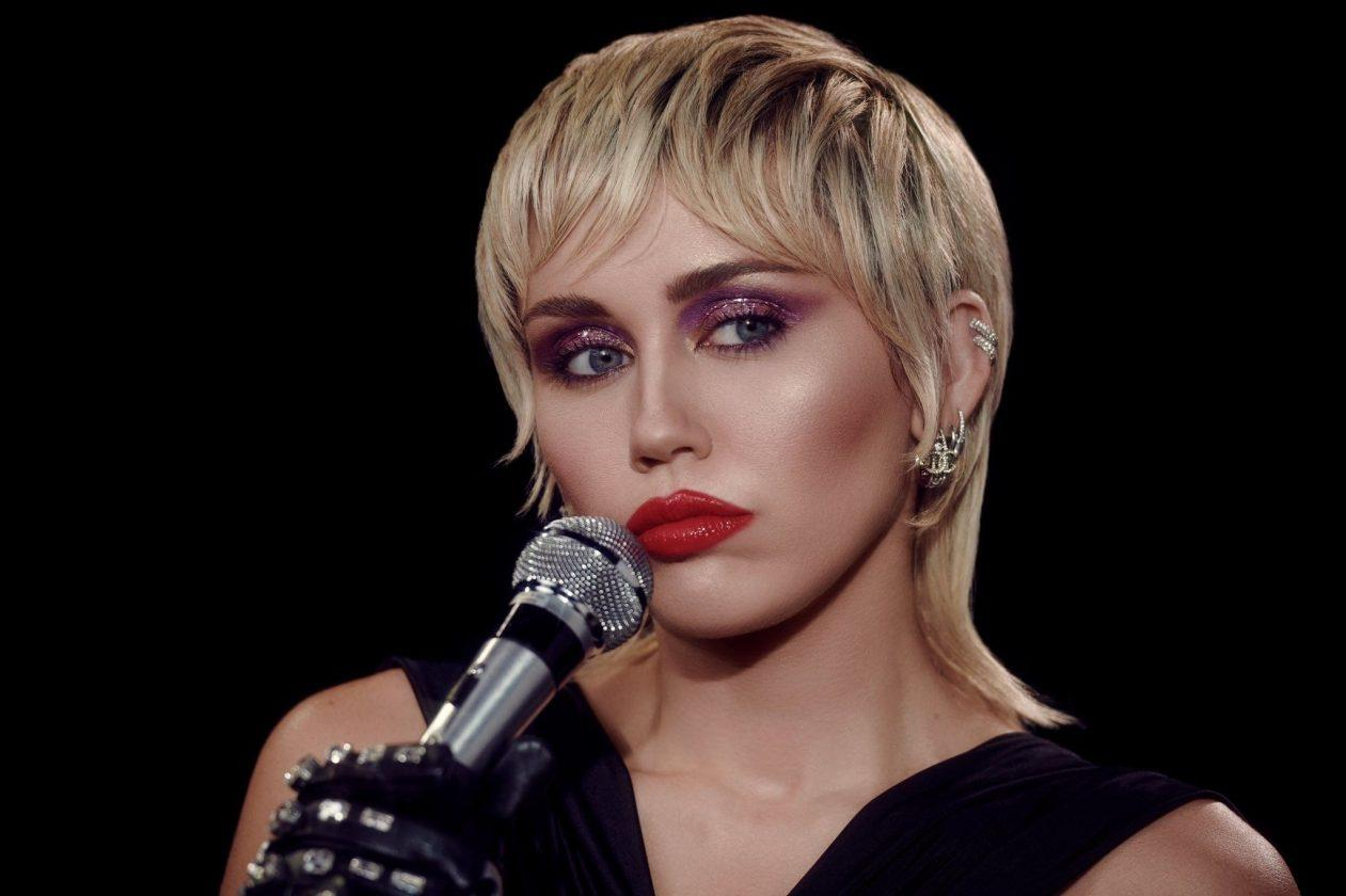 Miley Cyrus Prépare Un Album De Couverture De Metallica |