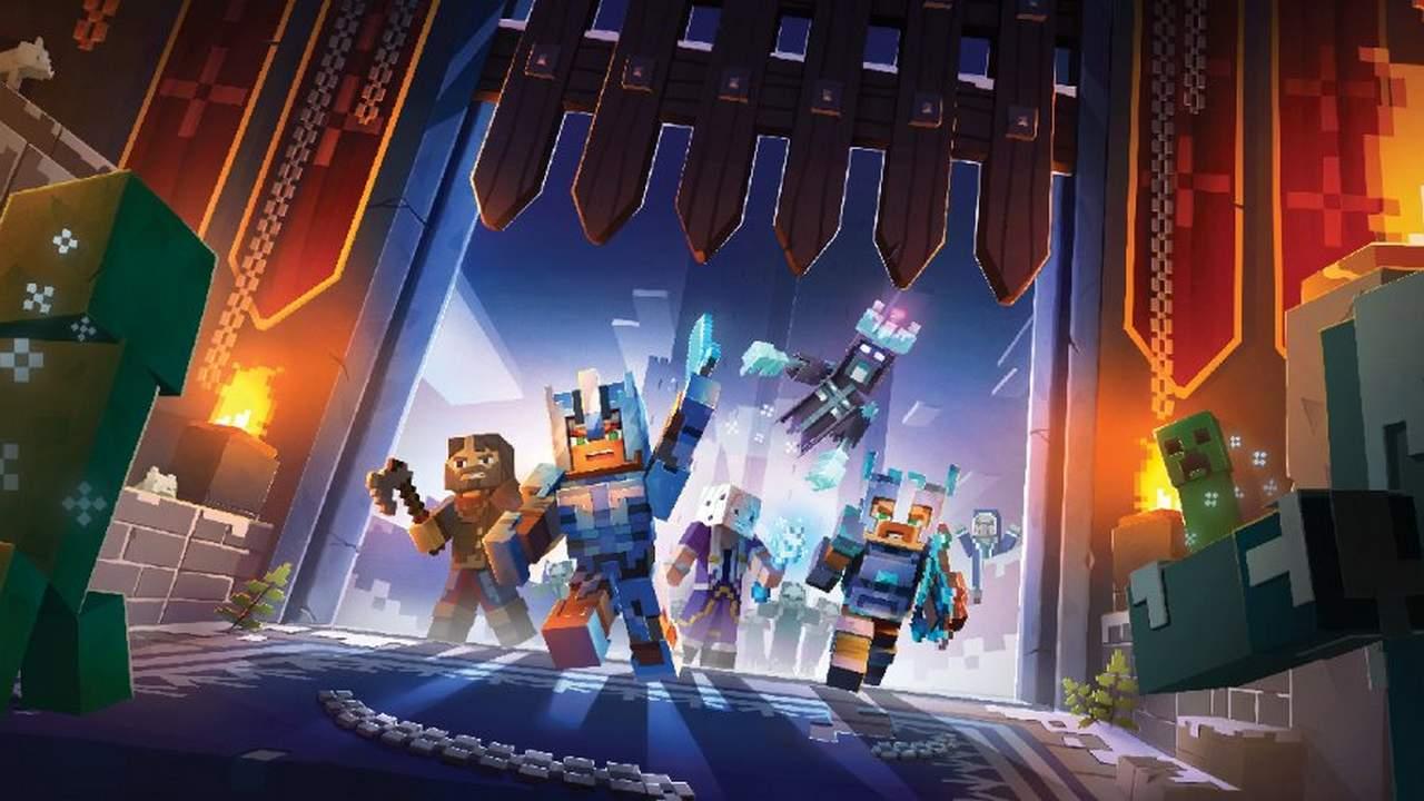 Minecraft Dungeons recevra un support cross-play le mois prochain, confirment les développeurs