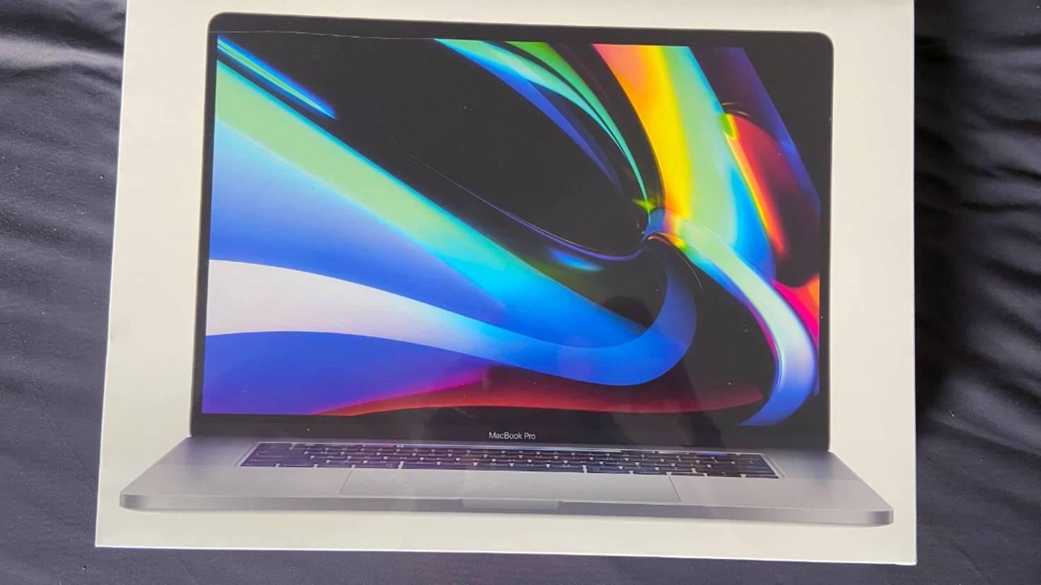 Emballage MacBook