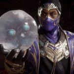 Mortal Kombat 11 Fait Ressortir Les Mouvements De Rain Dans