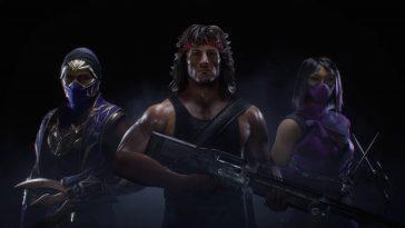 Mortal Kombat 11 Fixe La Date De La Première Démo
