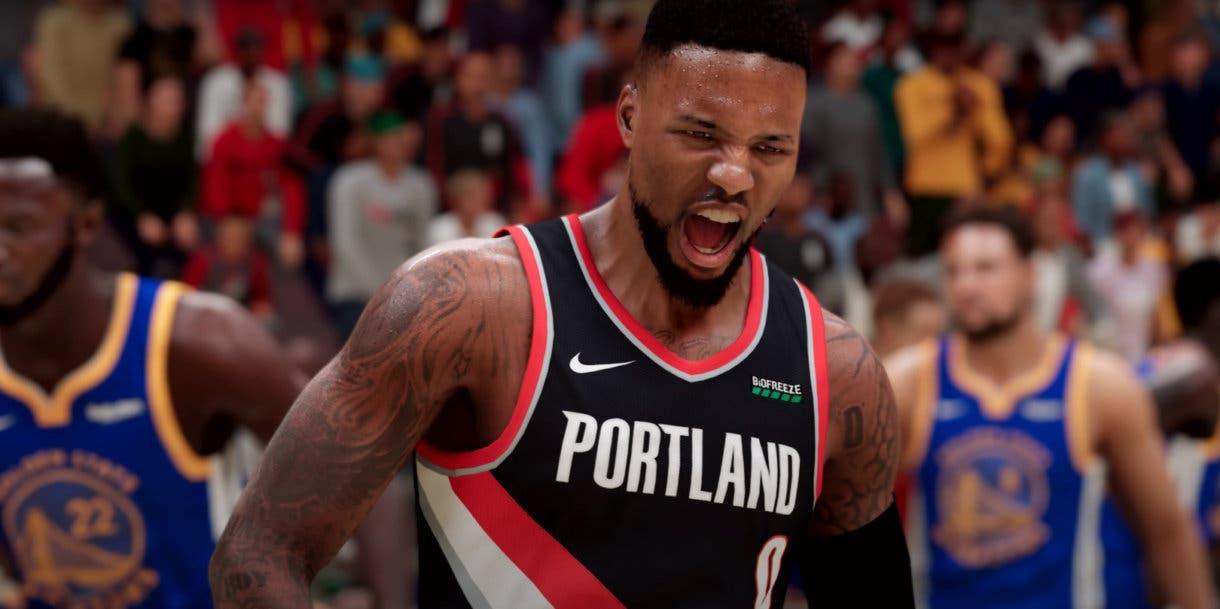 NBA 2K21: voici l'actualité du gameplay pour PS5 et Xbox Series X