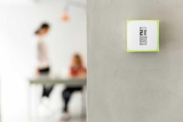 Netatmo Présente Un Thermostat Intelligent Avec Connexion Opentherm