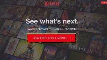 Netflix Annule Les Essais Gratuits D'un Mois Aux États Unis
