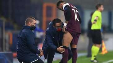 Neymar Sera Absent Jusqu'à La Mi Novembre, Confirme Tuchel