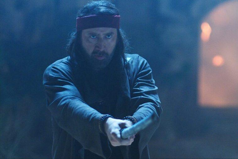 Nicolas Cage, extraterrestres, arts martiaux et quelques `` prédateurs '': la bande-annonce de `` Jiu Jitsu '' promet la science-fiction la plus folle de l'année