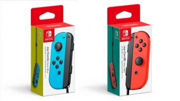 Nintendo Switch: Les Contrôleurs Joy Con Seront Bientôt Disponibles Individuellement