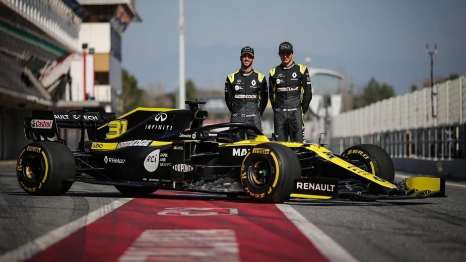 Nous Avons Interviewé Des Pilotes De Formule 1 Renault. Qu'attendez Vous