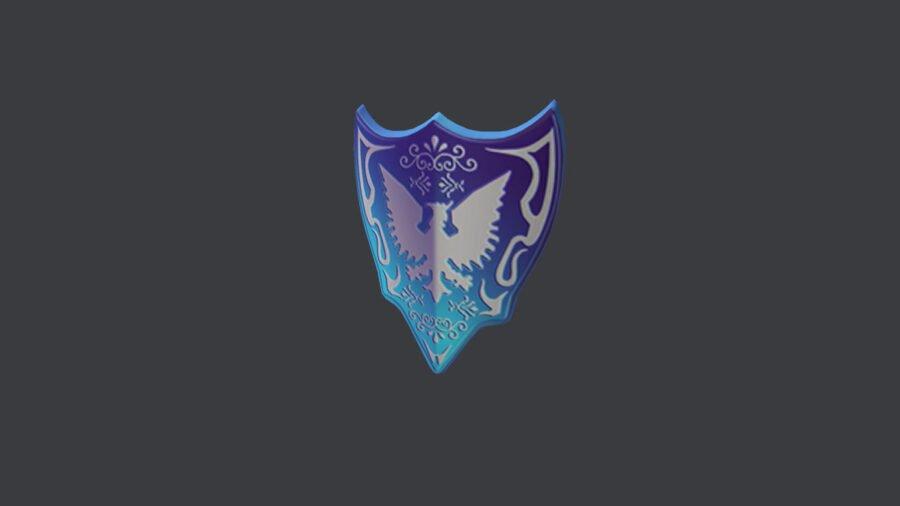 Bouclier de l'objet avatar Sentinel Roblox