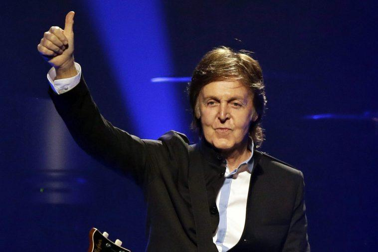 Paul McCartney sort un nouvel album solo enregistré pendant le confinement