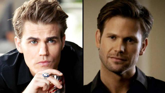 Paul Wesley traîne Matthew Davis, co-star de Vampire Diaries, sur les commentaires de Mike Pence
