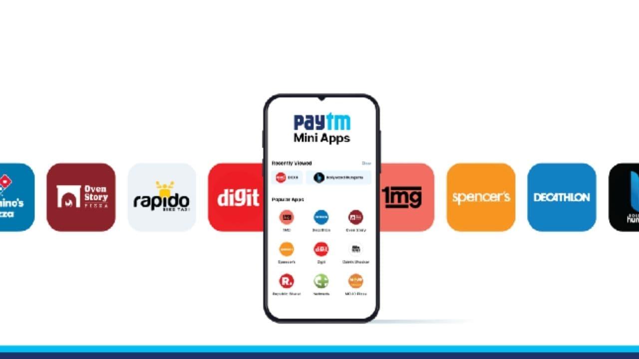 Paytm lance Android Mini App Store pour les développeurs indiens; pour accueillir la conférence des développeurs le 8 octobre
