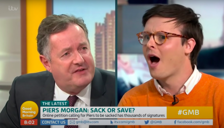 Piers Morgan Admet être `` Un Tyran '' Après Avoir