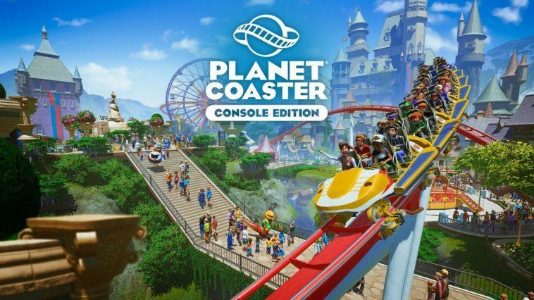 Planet Coaster Fait Un Tour Sur Ps5 Au Lancement