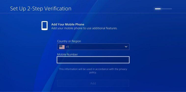 Playstation Ajoute De Nouvelles Options à La Vérification En Deux