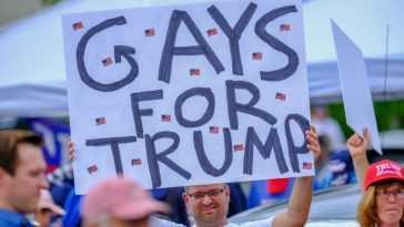 Plus De Quatre Républicains Lgb Sur Dix Souffrent D'homophobie Intériorisée