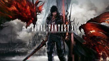 Plus D'informations Sur Final Fantasy Xvi Ont été Révélées Avec