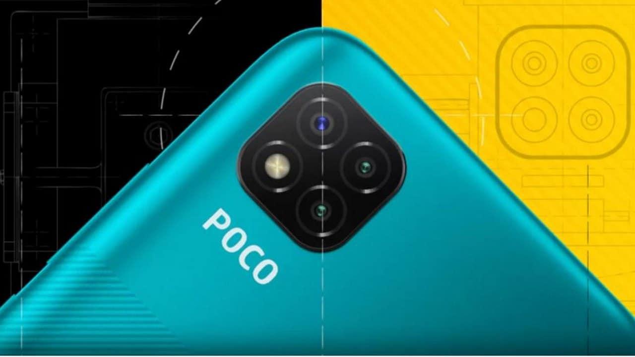Poco C3 avec 4 Go de RAM, une configuration de caméra arrière triple de 13 MP qui sera lancée en Inde demain