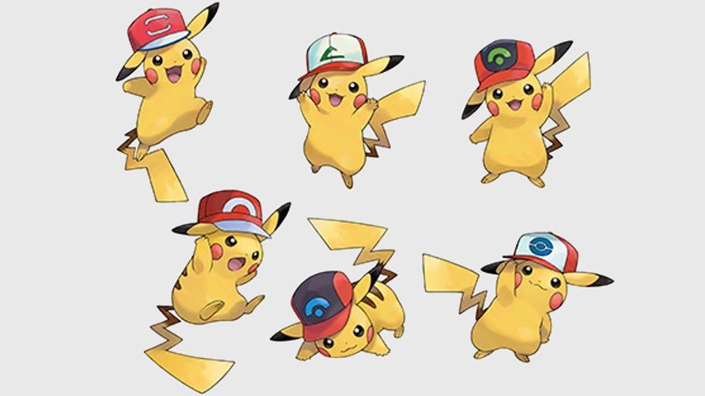 Pikachu Ash Cap Épée et bouclier Pokémon