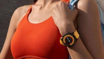 Pour Les Sportifs: Xiaomi Lance La Mi Watch Color Sports