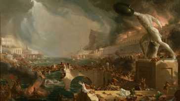 Pourquoi Rome Est Elle Tombée?