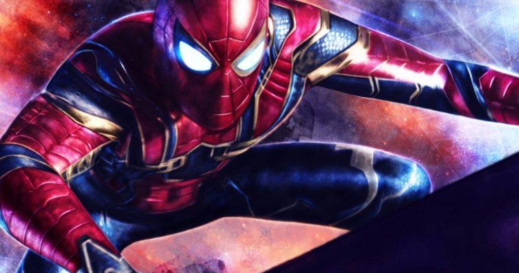 Pourquoi Tony Stark A Vraiment Construit Le Costume Iron Spider