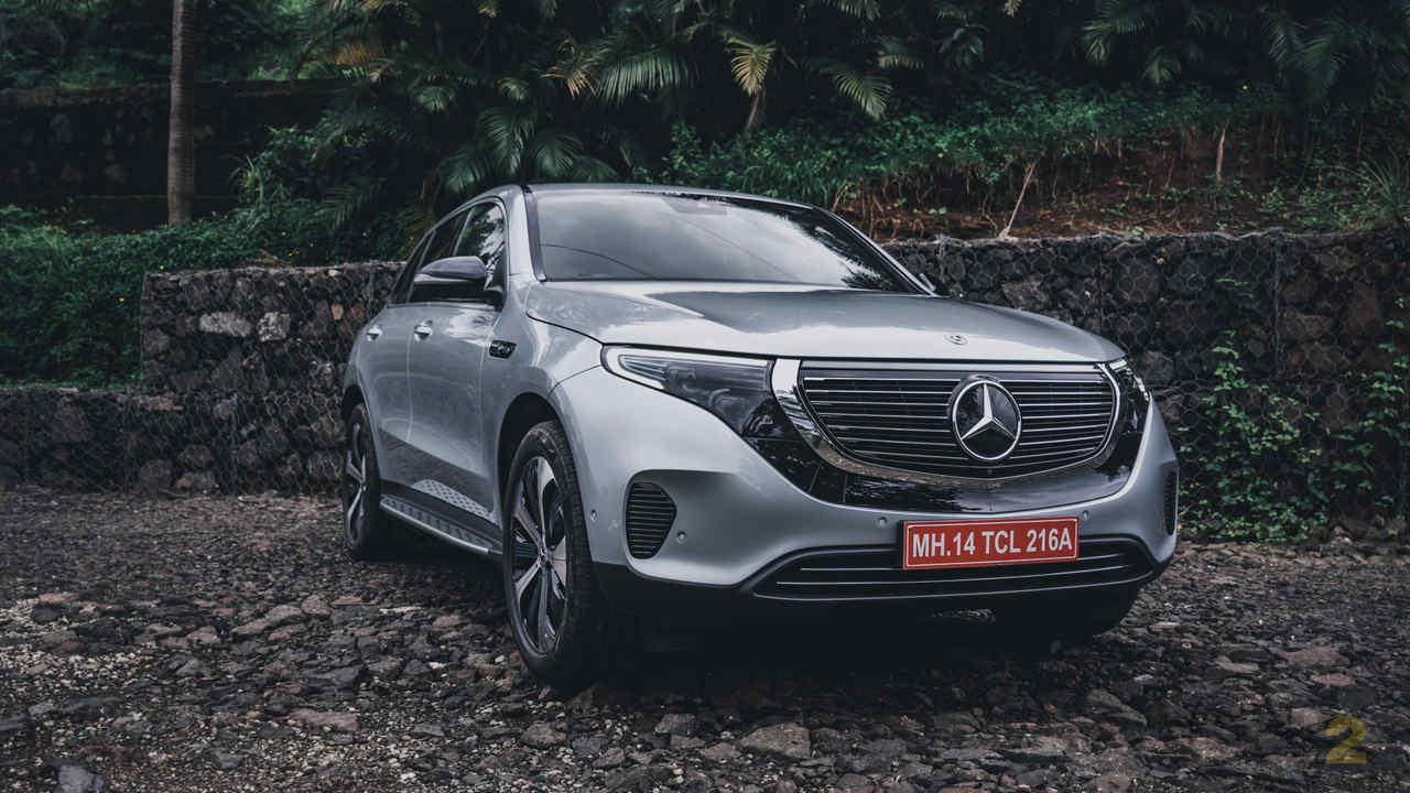 Premier examen de conduite: le tout nouvel EQC 400 électrique est toujours Mercedes classique