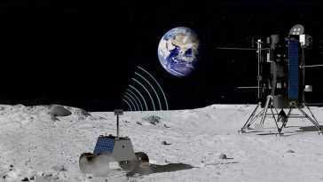 Premier Service Cellulaire Extraterrestre? Nokia Choisi Par La Nasa Pour