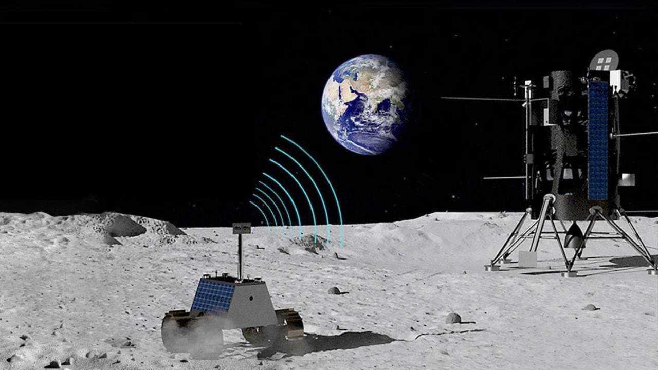 Premier service cellulaire extraterrestre?  Nokia choisi par la NASA pour installer un réseau 4G sur la Lune