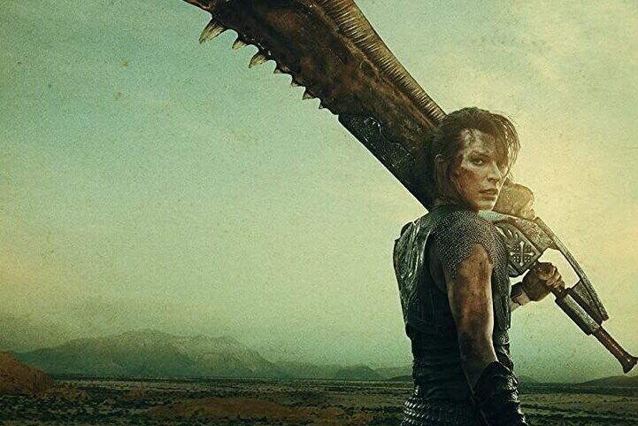 Premier trailer de `` Monster Hunter '': Mila Jovovich joue dans l'adaptation du jeu vidéo de Capcom, qui avance la date de sortie