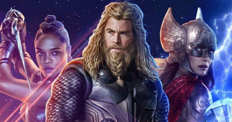 Première Image De Thor: Love And Thunder Script Meeting Partagée