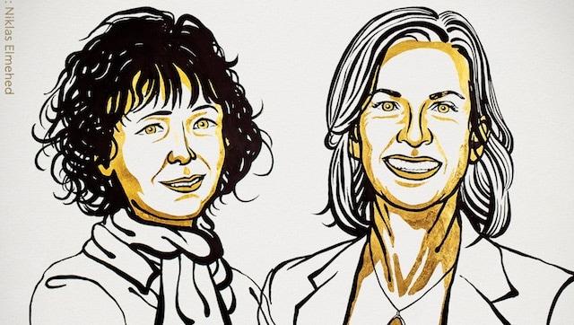 Prix Nobel de chimie décerné à Emmanuelle Charpentier et Jennifer Doudna pour leurs travaux sur l'édition des gènes CRISPR