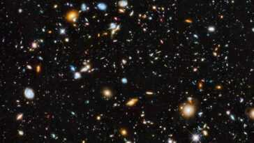 Des Millions De Galaxies Cartographiées En 300 Heures D'effort Pour