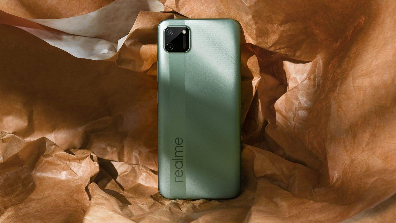 Realme C11 avec une batterie de 5000 mAh sera mis en vente aujourd'hui à 14 heures sur Flipkart et Realme.com