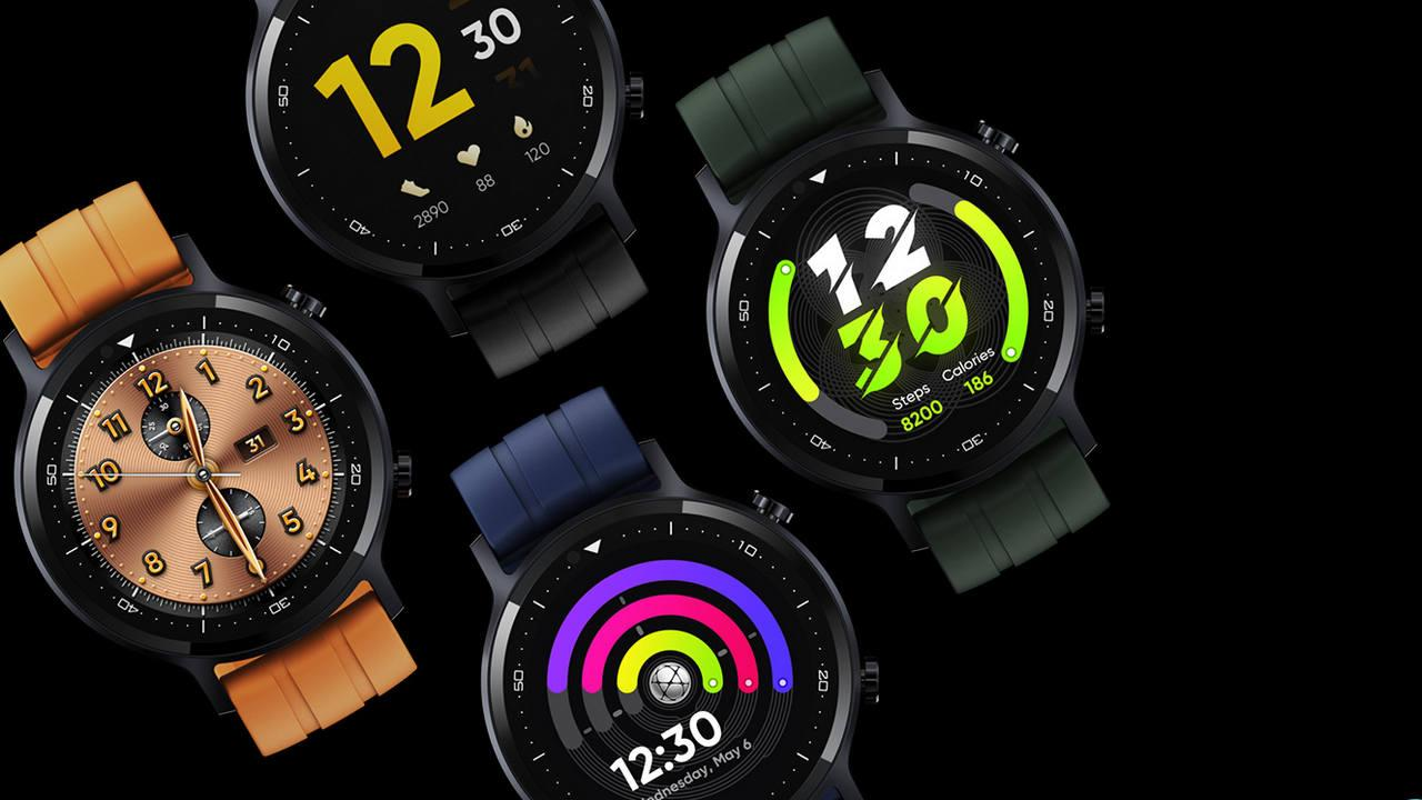 Realme Watch S Avec 16 Modes Sports Et Batterie De