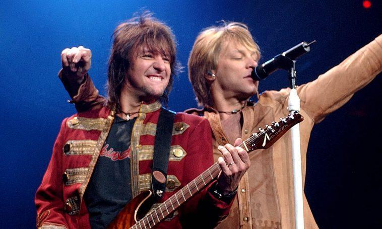 """Richie Sambora évoque Un éventuel Retour à Bon Jovi: """"il"""