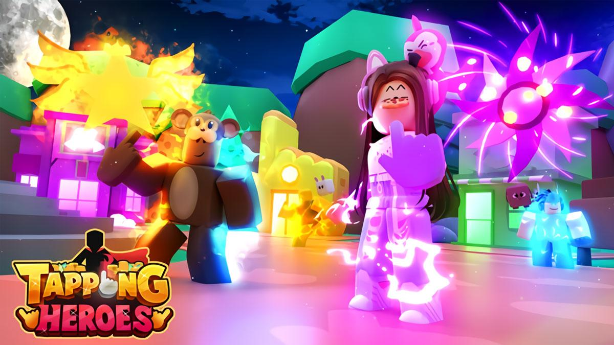 Roblox Tapping Heroes Codes (octobre 2020)